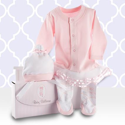 Baby Ballerina Layette Set