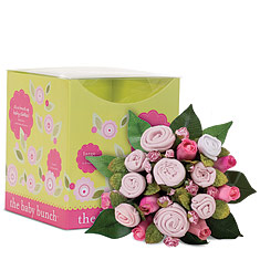 Baby Bunch Pink Clothing Large Bouquet Gift Set