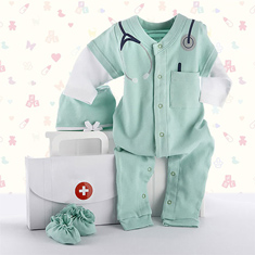Baby M.D. Layette Set