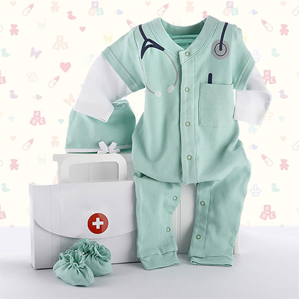 Baby M.D. Layette Set
