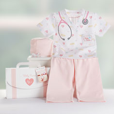 Baby Nurse Layette Set