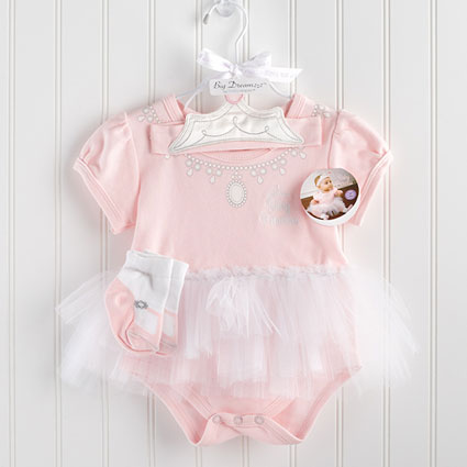 Baby Princess Layette Set
