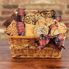 Bakery Basket Gourmet Gift Basket
