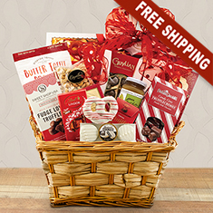 Beacon Hill Gourmet Gift Basket