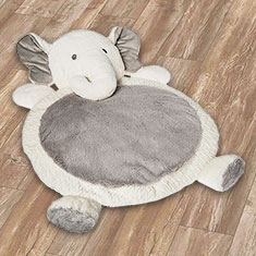 Bestever Afrique Elephant Baby Mat