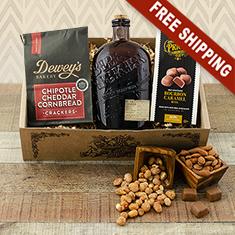 Bib & Tucker Bourbon Gift Box