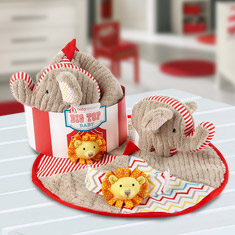 Big Top Baby 3-Piece Gift Set