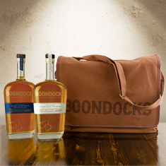 Boondocks Whiskey Gift Set