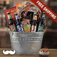 Brooklyn Brewery Beer Basket