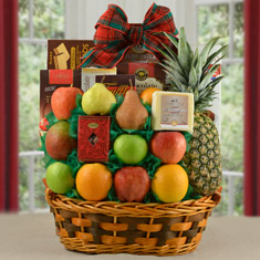 CEO Fruit Gift Basket