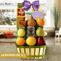 Celebration Fruit Gift Basket