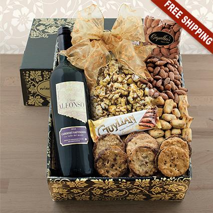 Chilean Red Gift Box