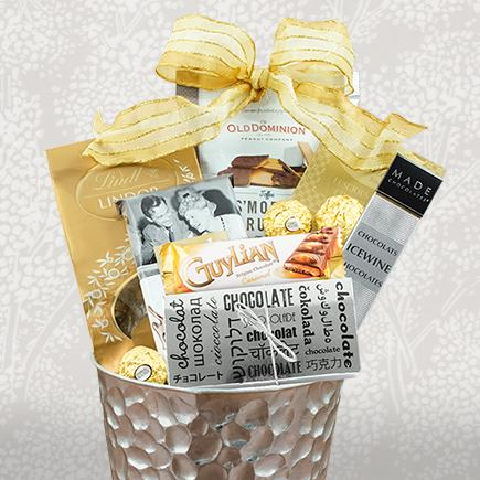 Chocolate Dreams Gourmet Gift Basket