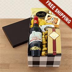 Class Act Red Wine Gift Box
