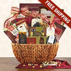 Coronation Gourmet Gift Basket