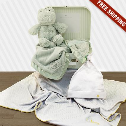 Cozy Double Blankets Gift Set