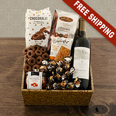 Cucina Italiana Wine Gift Box