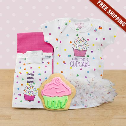 Cupcake Cutie Gift Set