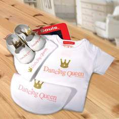 Dancing Queen Baby Gift Set