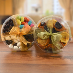 Dried Fruit, Nuts & Candy Platters