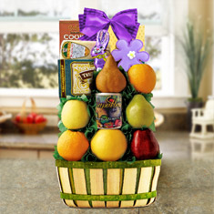 Easter Celebration Fruit Gift Basket