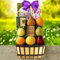 Easter Celebration Fruit Gift Basket