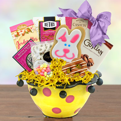 Easter Dream Gourmet Gift Basket