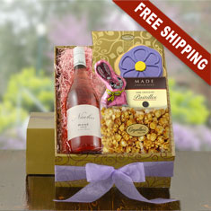 Easter Greetings Wine Gift Box