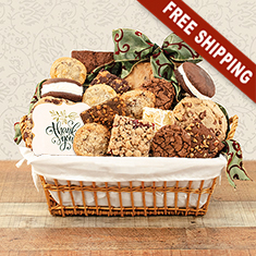 Expressions Of Gratitude Bakery Gift Basket