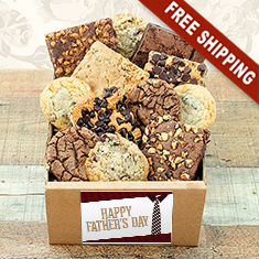 Father's Day Sweet Tooth Bakery Box