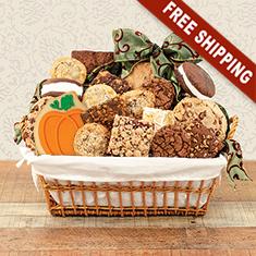 Fall Bakery Basket