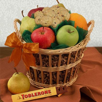 Fall Fruit Medley Gift Basket