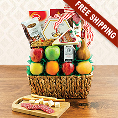 Firenze Fruit Gift Basket