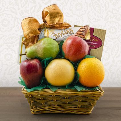 Fruit Medley Gift Basket