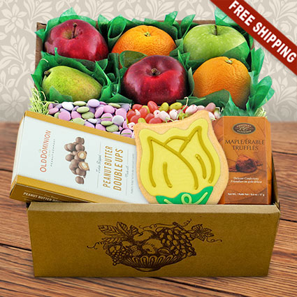 Fruit N' Goodies Gift Box