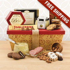 Gourmet Goodness Gift Box