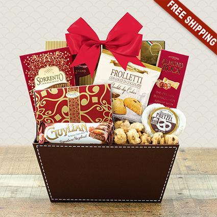Gourmet Sampler Gift Basket