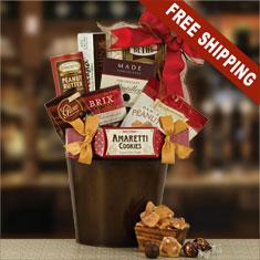 Grand Prix Gourmet Gift Basket