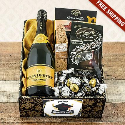 Great Graduate Champagne Gift Box