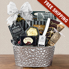 Great Temptations Gourmet Gift Basket