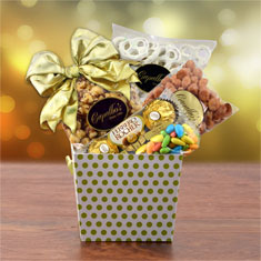 Happy Day Gourmet Gift Box
