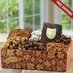 Happy Purim Gourmet Gift Box