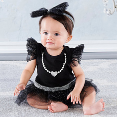 Her First Party Dress