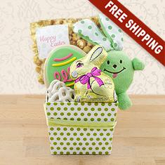 Hippity Hop Easter Gift Basket