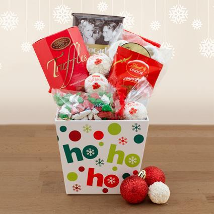 Ho-Ho-Holiday Gourmet Gift Basket