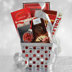 Holiday Mosaic Gourmet Gift Box