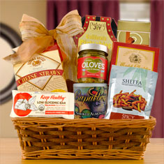 How Sweet It Is Sugar Free Gourmet Gift Basket