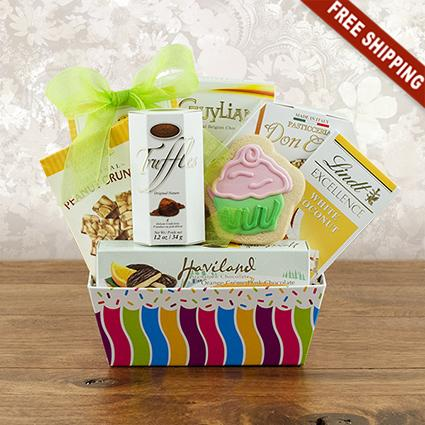 It's Your Birthday Gourmet Gift Box