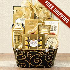 Kensington Gourmet Gift Basket