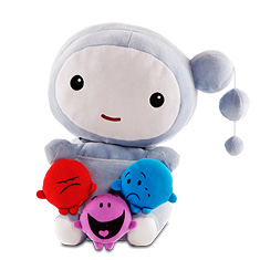Kimochi Cloud Emotions Plush Toys